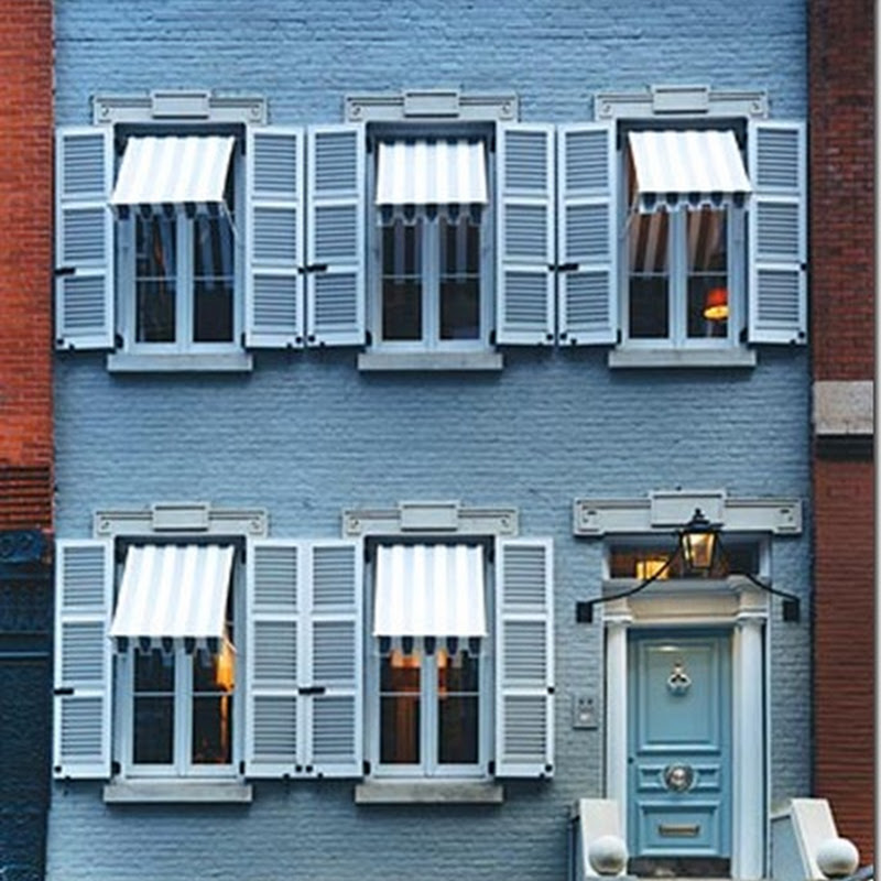This or That: New York Townhouses