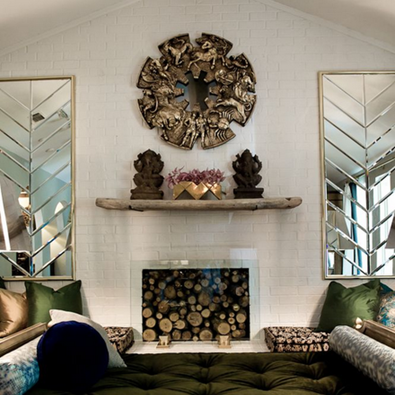 The House that Fashion Built: Judy Aldridge's Glamorous Abode