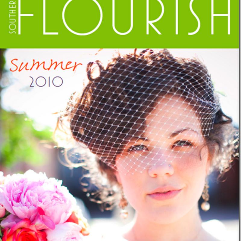 My Home in Southern Flourish Magazine!