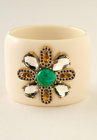 fall maltese cuff ivory