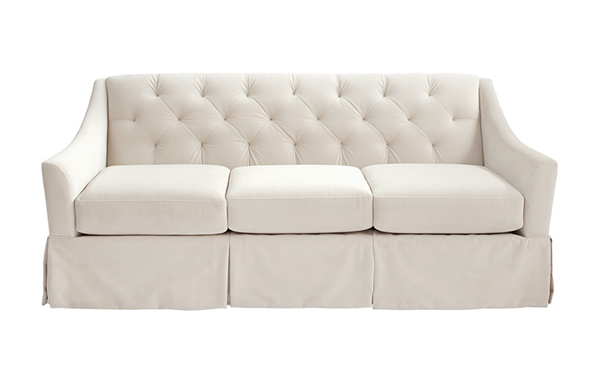 z gallerie willow sofa