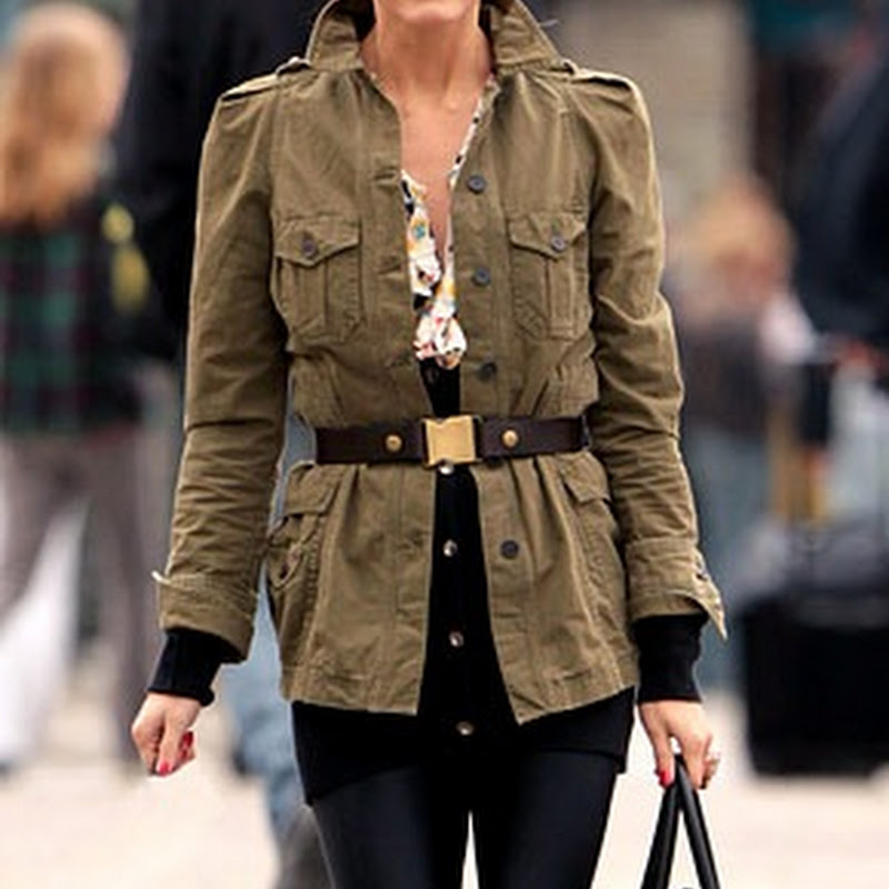 Inspired by: Olivia Palermo's Fall Style