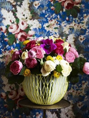 flowers polly wreford