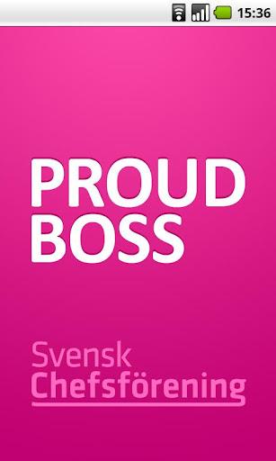 Proud Boss
