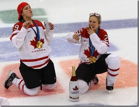 Canada women's hockey