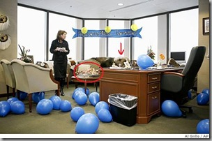 Palin's office2