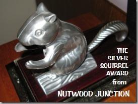 Silver Squirrel Award
