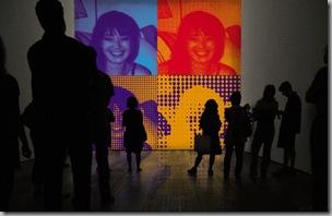 Beth art gallery Warhol