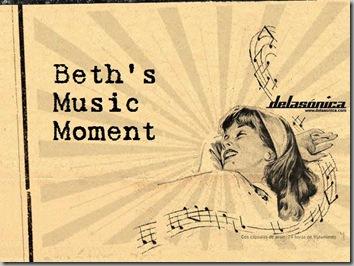 Beth's music moment5