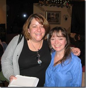 Jen and Beth 2010