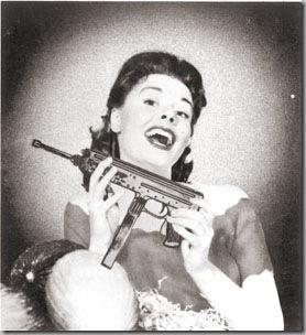 Gun B&W
