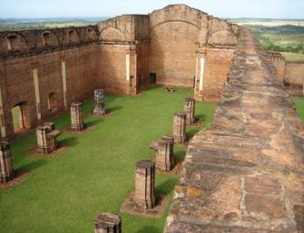 Jesuit ruins
