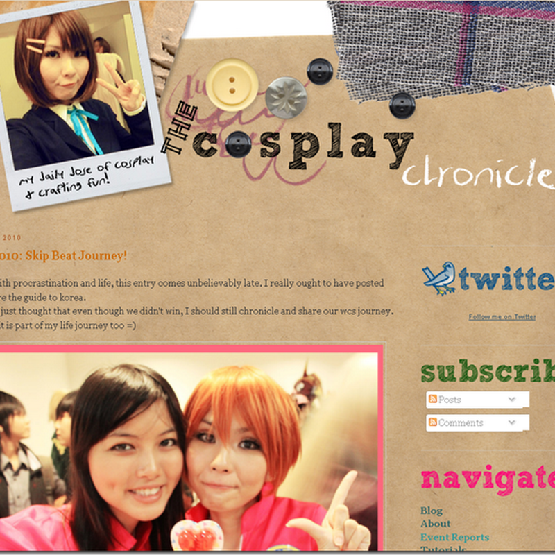 New layout!