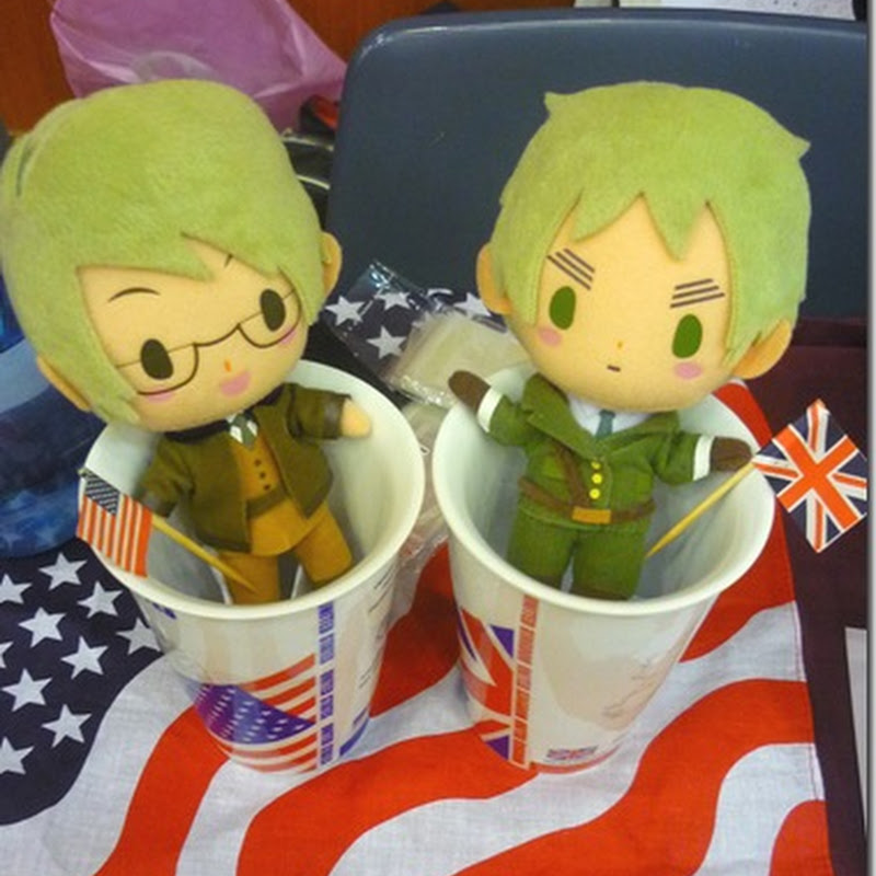 Axis Power Hetalia Day: Singapore!