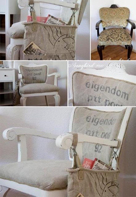 PTT stoel