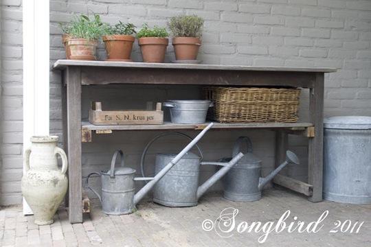 Garden Table 4