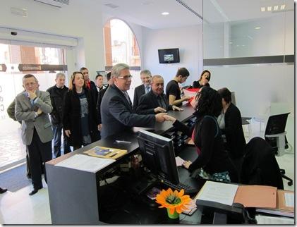 UTF-8''foto inauguración Oficina Atención Ciudadana
