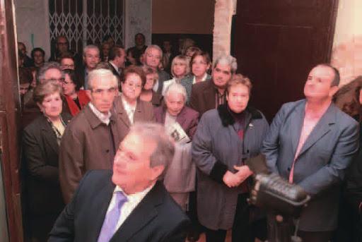 Casa natalicia de S.Jacinto Castañeda. Xàtiva.