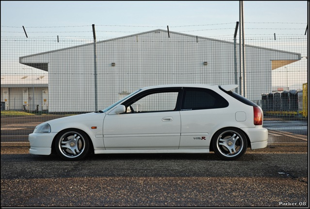 Beauty Ek9 On Super Advan Sa3 Rims De Autos Cars