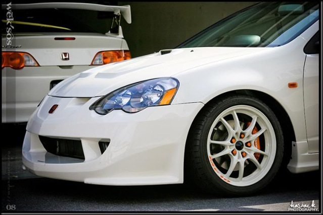 Integra DC5 Photos