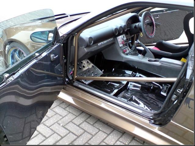 Silvia S15 interior 5