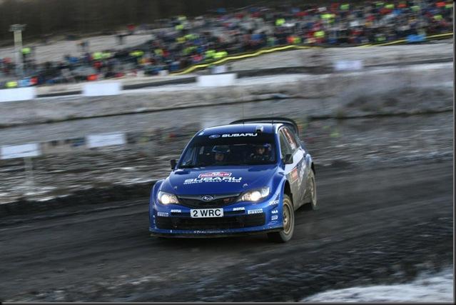 Subaru Impreza WRC Wallpaper 3