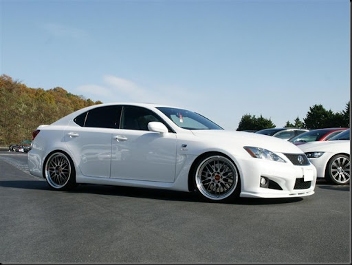 Lexus Is F Rm �07. Lexus IS F #39;07 - (Cr. 76600