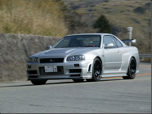 gtr wallpaper. Nissan R34 GT-R wallpapers