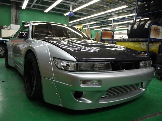 Silvia S13 TRA6666