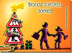 Buon Natale 2009 dai Segnali Stradali