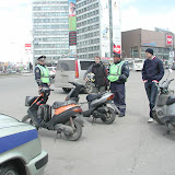 Акция Осторожно-мотоциклист