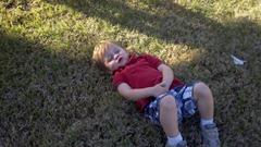 asleepgrass
