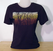 The Sunset Tree Tee