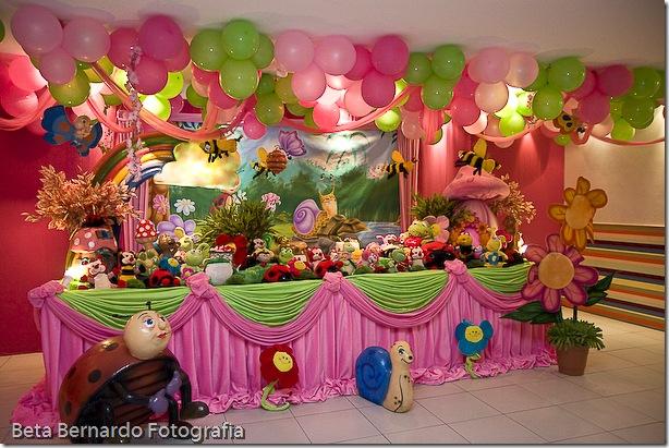 decoracao de festa infantil jardim das joaninhas:TUDO PRA SUA FESTA: Festa Infantil – Joaninha