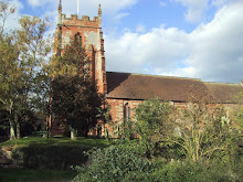 photo of the Martley Parish Church of St Peter