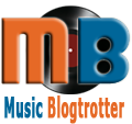 Music aggregator blog