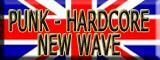 PUNK-HARDCORE-NEW WAVE