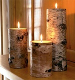Trendir, Birch-candles