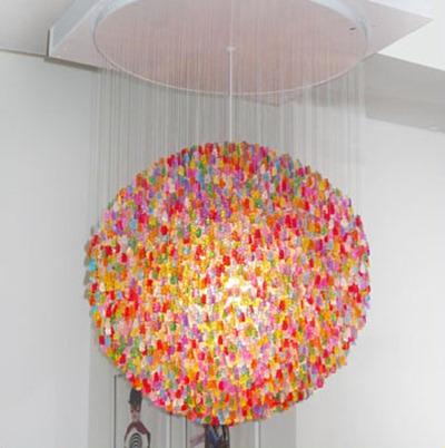 2modern Design Talk, Smakfull lampa 1
