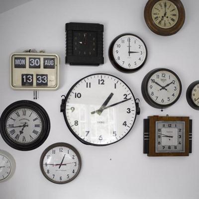 Klockor, Livingetc