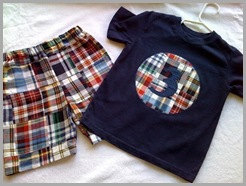 small madras outfit