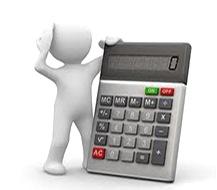 Na matemática da vida é preciso muito mais que uma calculadora! É preciso cabeça e coração!
