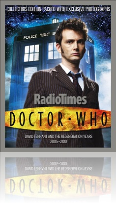 Radio Times Doctor Who