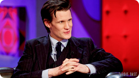 Matt Smith on Jonathan Ross