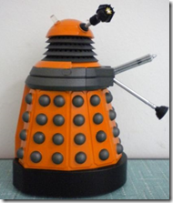 Orange Dalek