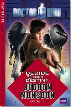 Judoon Monsoon