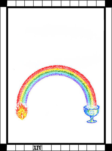 tarot transparent