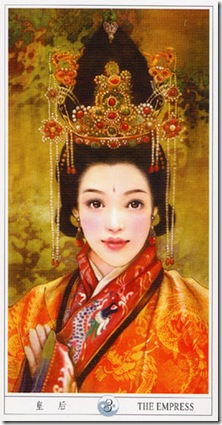 03-Major-Empress China Tarot