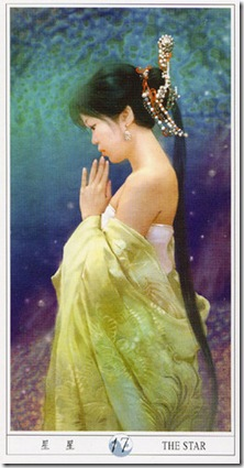 17-Major-Star China Tarot