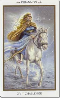 Animals Divine Tarot (15)
